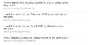 MJ tweets